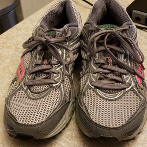 Saucony athletic shoes